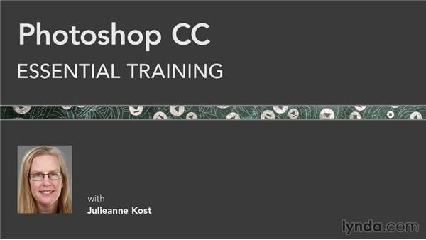Next steps: Photoshop CC Essential Training (2013)