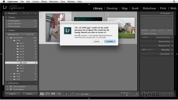 : Up and Running with Lightroom 5