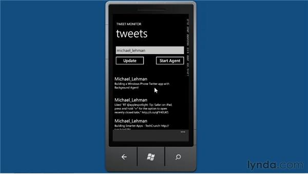 Building the UX: Windows Phone SDK Essential Training