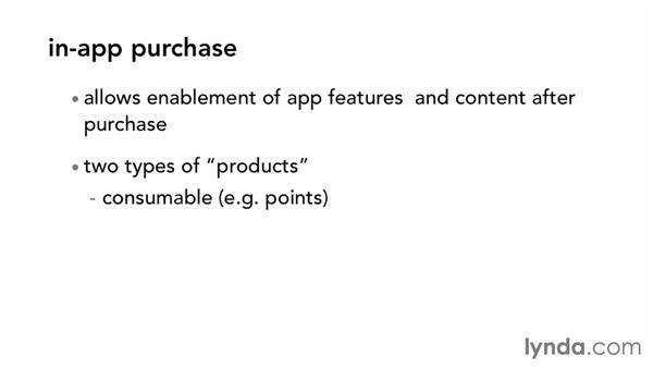 Wallet and In-App Purchase: Windows Phone SDK Essential Training
