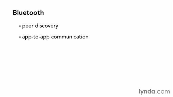 Bluetooth: Windows Phone SDK Essential Training