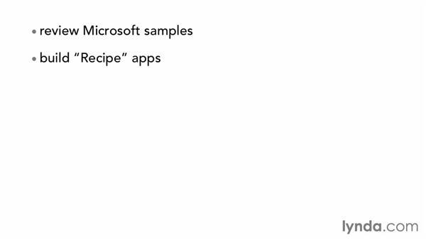 Farewell: Windows Phone SDK Essential Training