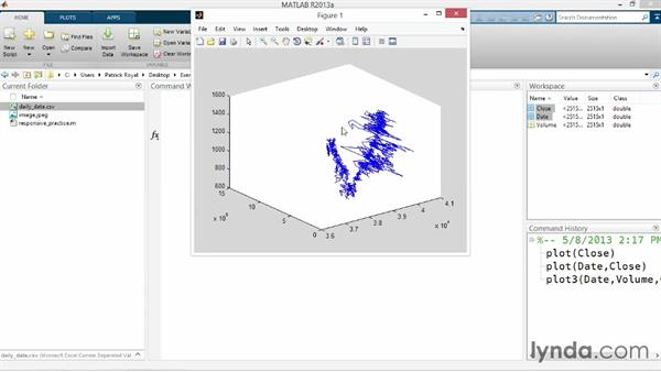 Welcome: Up and Running with MATLAB