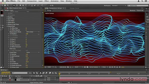 Using String objects: Up and Running with Trapcode Form