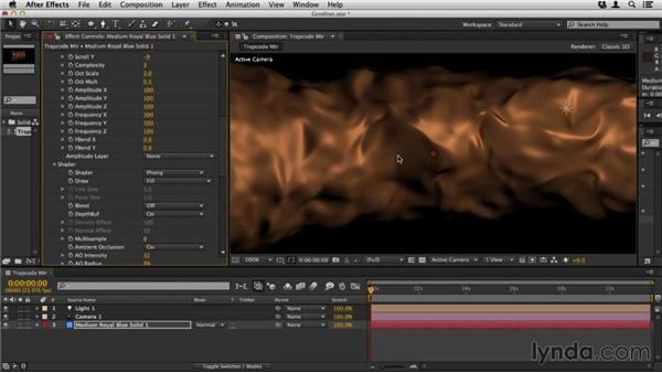 Goodbye: Up and Running with Trapcode Form