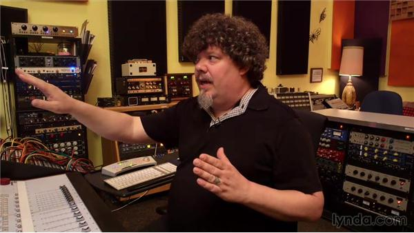 Comparing four common vocal mics: Music Production Secrets: Larry Crane on Recording