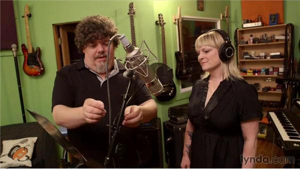 Vocal recording tips: Music Production Secrets: Larry Crane on Recording