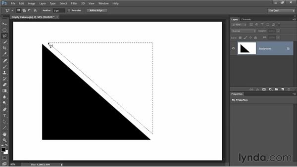 Anti-aliasing and selections: Photoshop CC Selections and Layer Masking Workshop