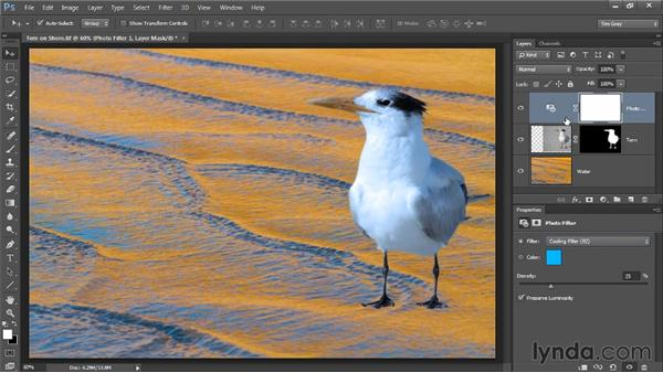 Matching composite images: Photoshop CC Selections and Layer Masking Workshop