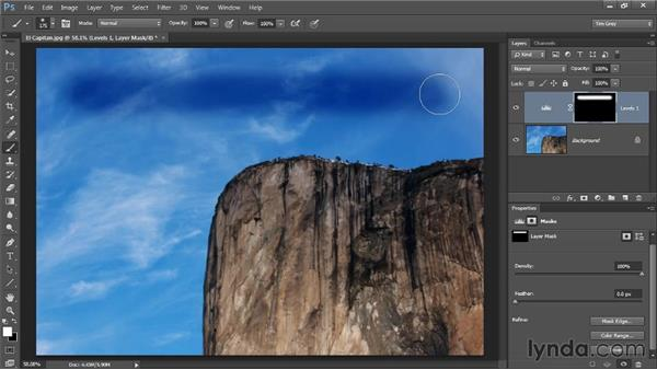 Shades of gray: Photoshop CC Selections and Layer Masking Workshop