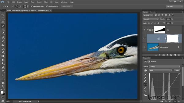 Working with multiple masks: Photoshop CC Selections and Layer Masking Workshop