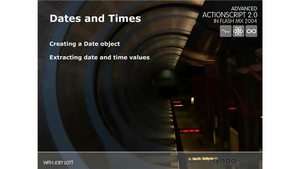 overview: ActionScript 2.0 Beyond the Basics