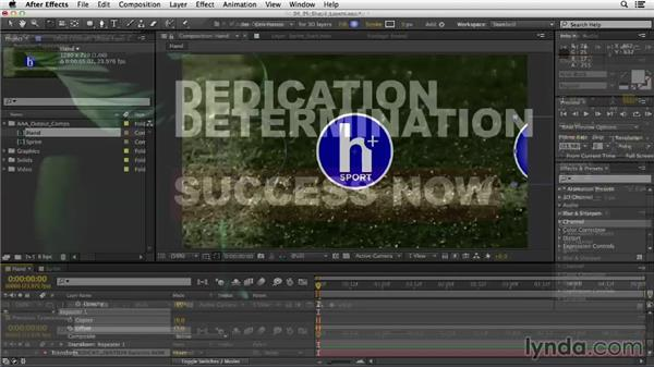 Different ways to use After Effects: After Effects CC Essential Training