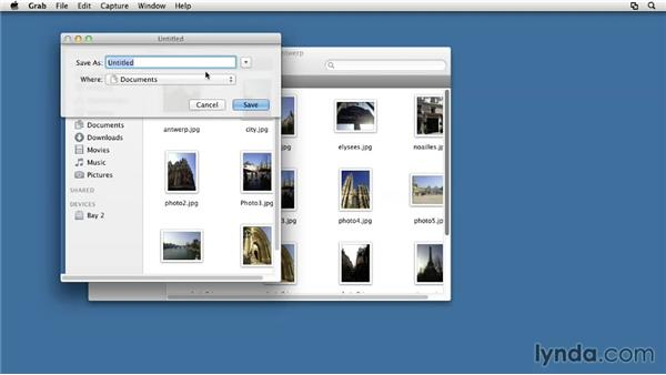 Taking screenshots from a Mac: Monday Productivity Pointers