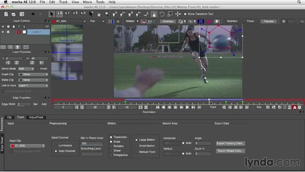Welcome: Mograph Techniques: Retiming and Tracking Footage