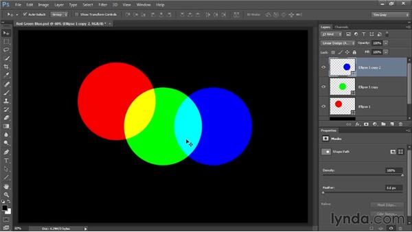 An intro to RGB: Up and Running with Color Correction in Photoshop CC