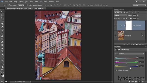 Essentials of Color Balance: Up and Running with Color Correction in Photoshop CC