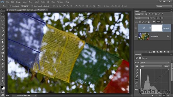 Darkening for color: Up and Running with Color Correction in Photoshop CC