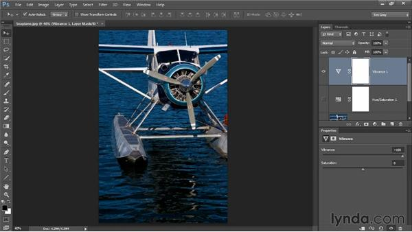 Vibrance vs. Saturation: Up and Running with Color Correction in Photoshop CC