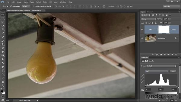 Neutralizing highlights and shadows: Up and Running with Color Correction in Photoshop CC
