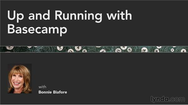 Next steps: Up and Running with Basecamp