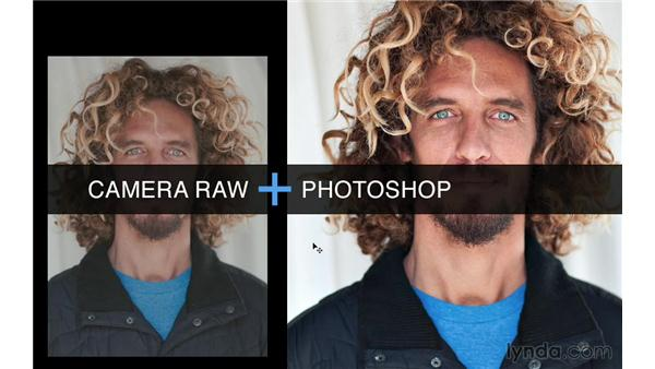 Begin with Camera Raw and finish with Photoshop: Photoshop CC for Photographers: Camera Raw 8 Fundamentals