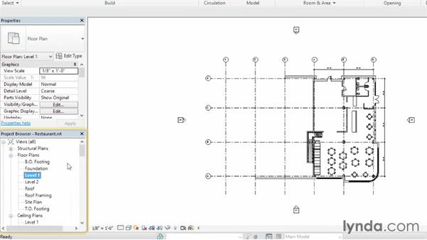 Welcome: Up and Running with Revit