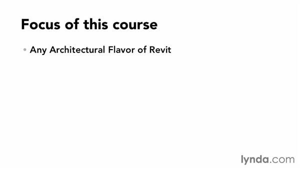 Understanding the different versions of Revit: Up and Running with Revit