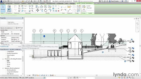 Next steps: Up and Running with Revit
