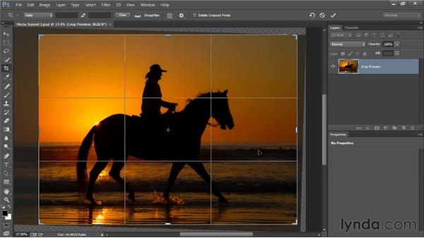 Crop and Rotate: Photoshop Artist in Action: Tim Grey's Photo Optimization Techniques