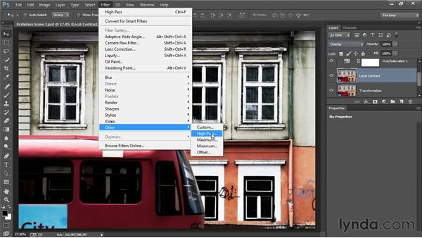 Enhancing detail with high pass: Photoshop Artist in Action: Tim Grey's Photo Optimization Techniques