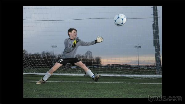 The photo shoot: Lighting with Flash: Sports, from Action to Portraits