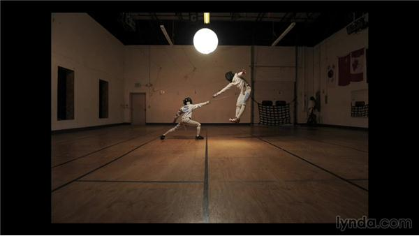 : Lighting with Flash: Sports, from Action to Portraits