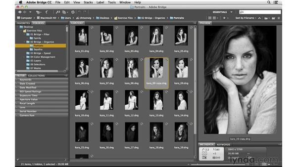 Duplicate, Copy, and Move: Photoshop CC for Photographers: Intermediate