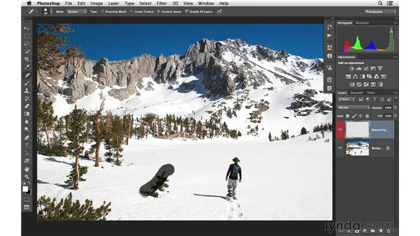 Shortcuts for creating new layers: Photoshop CC for Photographers: Intermediate