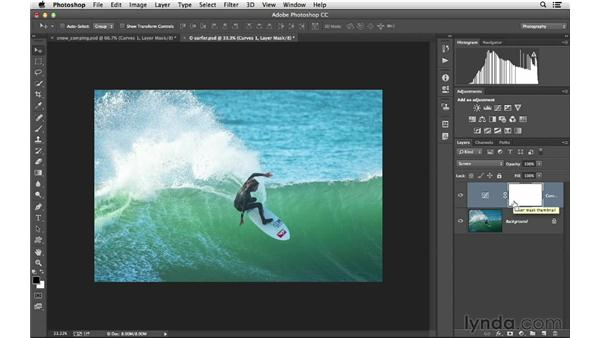 Improving underexposure: Photoshop CC for Photographers: Intermediate