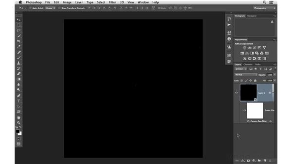 Masking in Camera Raw adjustments: Photoshop CC for Photographers: Intermediate