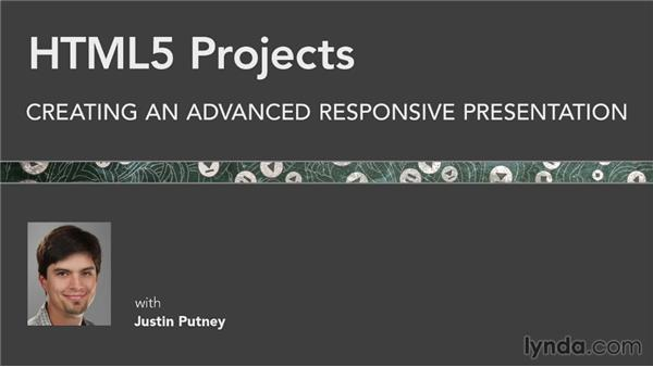 Next steps: HTML5 Projects: Creating an Advanced Responsive Presentation