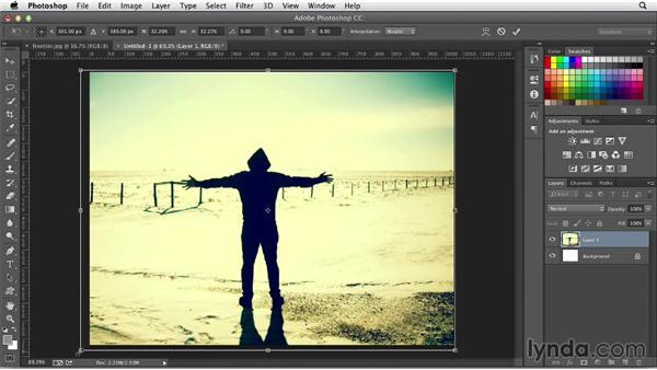 Optimizing images for your slides: Designing a Presentation