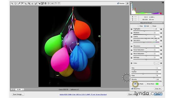Making colors come alive: Photoshop CC for Photographers: Camera Raw 8 Intermediate