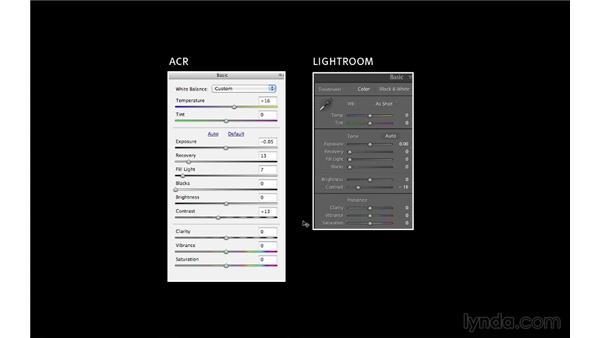 Camera Raw and Lightroom: Photoshop CC for Photographers: Camera Raw 8 Intermediate