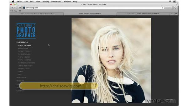 Additional resources: Photoshop CC for Photographers: Camera Raw 8 Intermediate