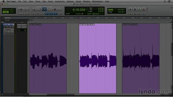 Why compress?: Music Production Secrets: Larry Crane on Mixing