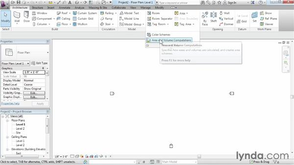 Using the ribbon and the Quick Access Toolbar (QAT): Revit Architecture 2014 Essential Training