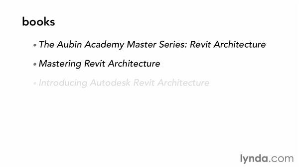 Next steps: Revit Architecture 2014 Essential Training