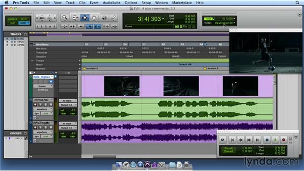 Marking keyframes: Producing Music for Advertisements