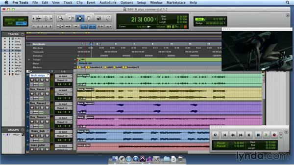 Adding the bass: Producing Music for Advertisements