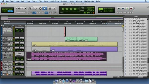 Printing the music for delivery: Producing Music for Advertisements