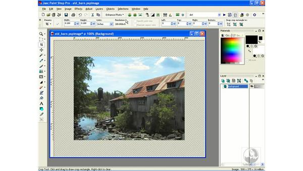 using One-Step Photo fix: Learning Jasc Paint Shop Power Suite Photo Edition