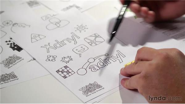 Solution: Author logo for : Foundations of Logo Design